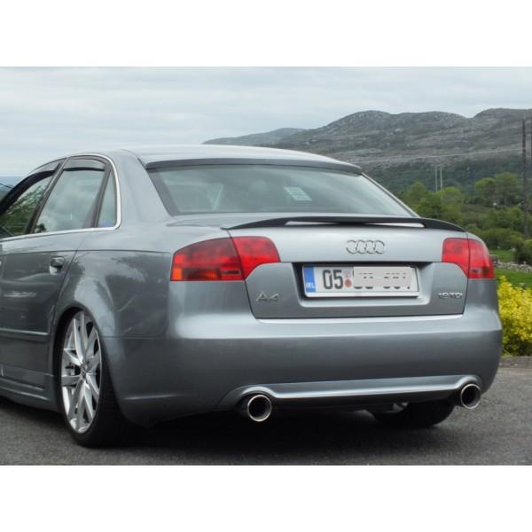 01-08 Audi A4 B6 & B7 Roof Spoiler