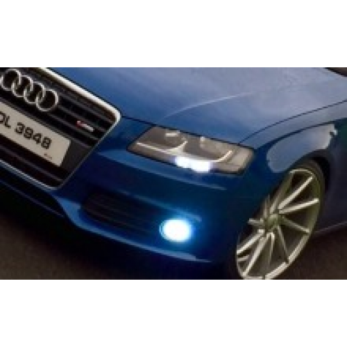 Led Drl Headlight Bulbs For Audi A4 B8 Se 2 Pairs