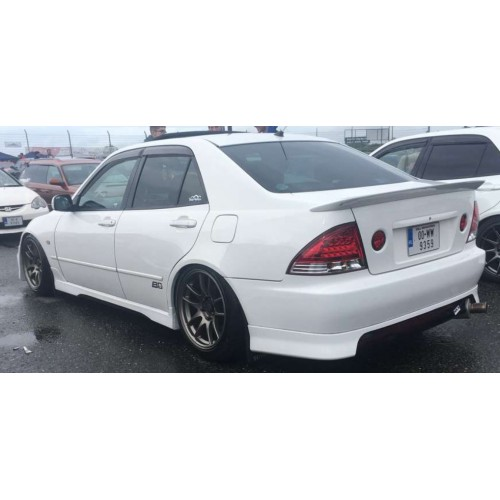 Lexus Is200 Toyota Altezza Bc Racing Door Decal Sticker White X2