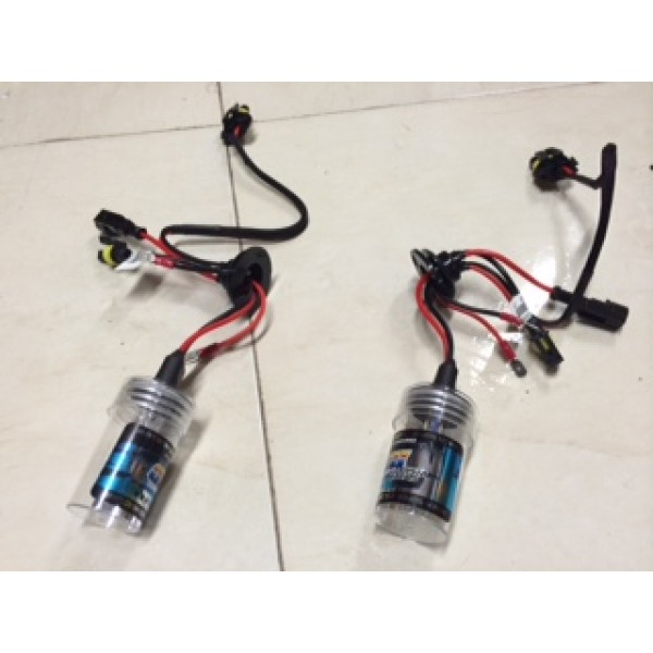 1 Pair Of HID Bulbs Spares Replacement Hb4 9006 8000k